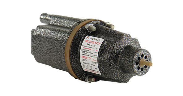 Насос вібраційний (электронасос бытовой) Малиш-Бріз БВ-0,1-63-У5 (нижній забір води)