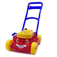 Детская игрушка для малышей, каталка «Газонокосарка» дитяча іграшка Maximus