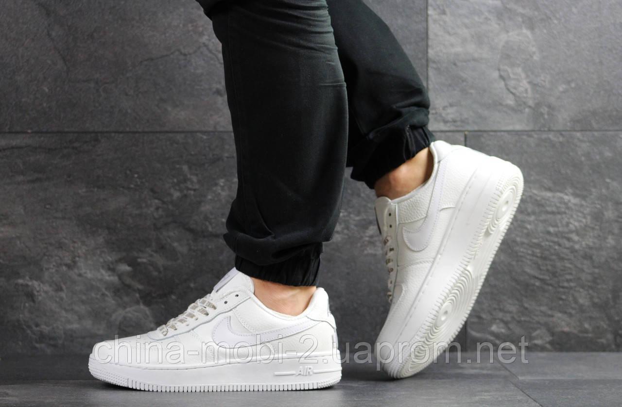 Кроссовки в стиле Air Force AF 1 белые. Код 7464