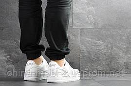 Кроссовки в стиле Air Force AF 1 белые. Код 7464, фото 3