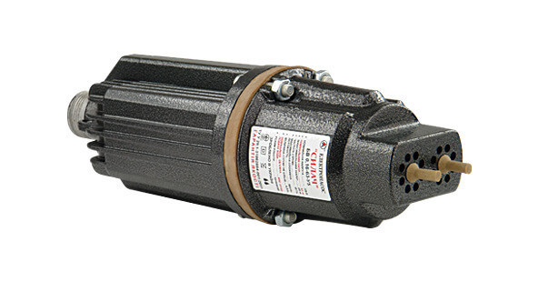 Насос вібраційний Силач БВ-0,16-63-У5 (нижній забір води)