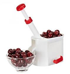 Машинка для удаления косточек из вишни (Cherry and Olive corer) Вишнечистка UKC
