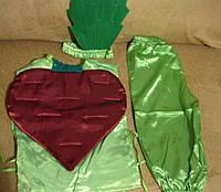 Детский карнавальный костюм Свекла, фото 1