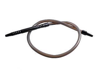 Шланг для кальяна силиконовый 1,5 м №H-093 (черный)