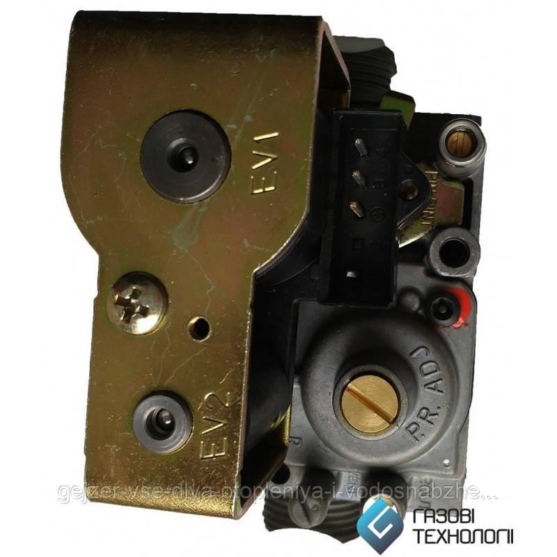 Газовый клапан 840 SIGMA 0.840.035 для газовых котлов,  выход пилота m10
