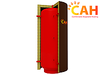Теплоаккумулятор для твердотопливного котла объемом 1500 литров
