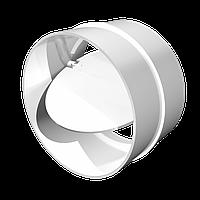 Соединитель с обратным клапаном D125 мм, шт