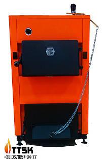 Котлы на твердом топливе ДТМ КТ мощностью 16 кВт