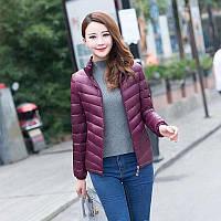 Женская демисезонная куртка ,стеганая курточка