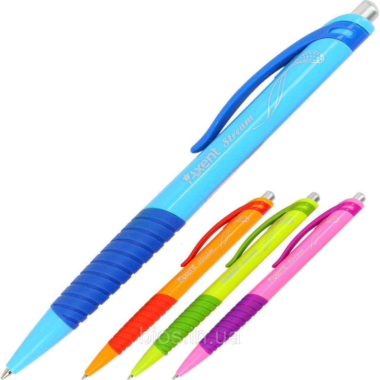Ручка кул. авт. Stream, синя
