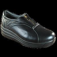 Женские ортопедические туфли 17-005, черный, 36, фото 1