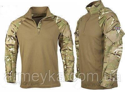 Камуфляж, UBACS MTP (боевая рубашка), оригинал.