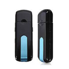 Цифровая видеокамера с фотоаппаратом и детектором движения в виде флешки DVR mini U8 Black