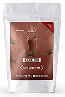 Протеиновый коктейль ШОКОЛАД, 200 г - для похудения, набора мышечной массы, коррекция массы тела