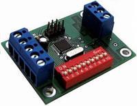 Декодер DMX-2801 (из DMX512 в WS2801)