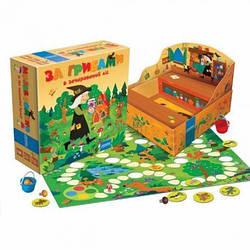 Настольная игра Granna За грибами 82166 (польская инструкция)