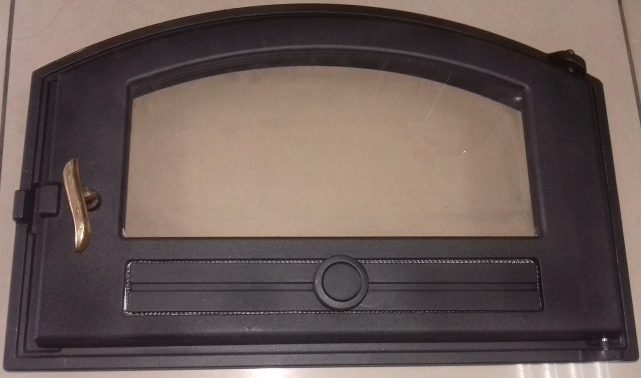 Дверца чугунная печная BG 13 500*320