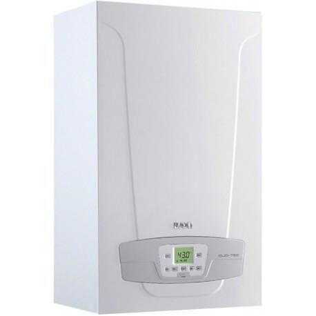 Котел газовий конденсаційний Baxi duotec compact 28 (роздільні тепл.)