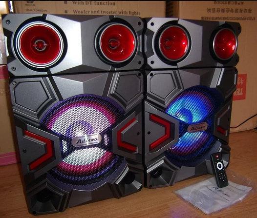 Акустическая система 2.0 Bluetooth AiLiang UF-7311-DT 300W блютуз колонки