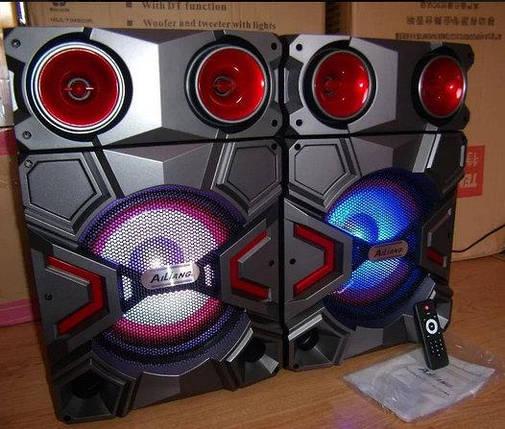 Акустическая система 2.0 Bluetooth AiLiang UF-7311-DT 300W блютуз колонки, фото 2