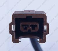Разъем электрический 2-х контактный (23-17) б/у