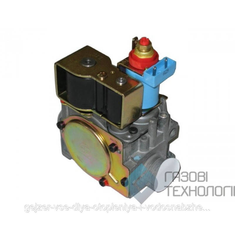 Газовый клапан 845 SIGMA 0.845.058 для котлов Hermann, Ariston, Immergas,Berreta, Sime, Ferroli