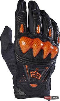 Мото перчатки FOX Bomber Glove [ORG] L