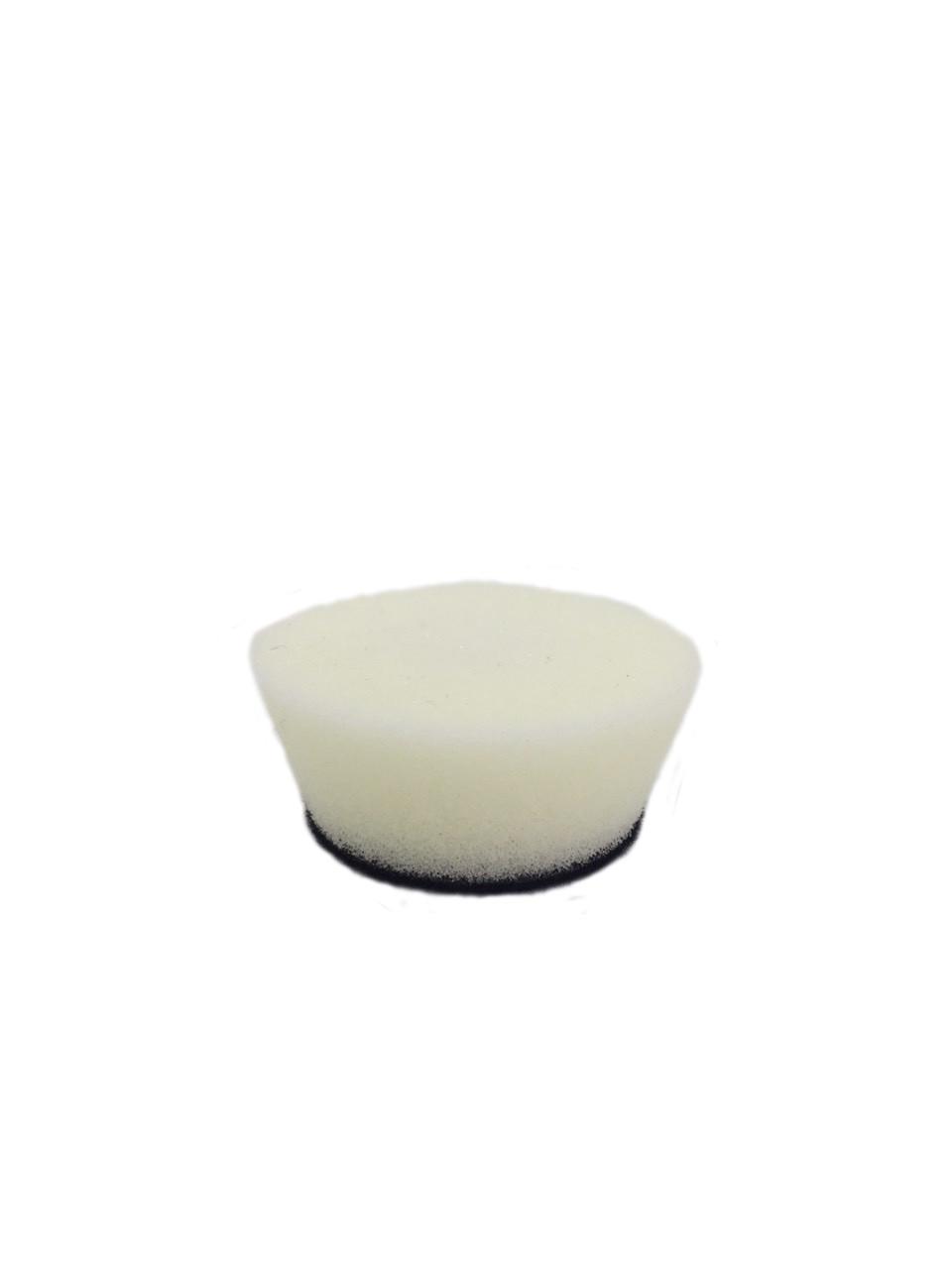 """Полировальный круг антиголограмный - Lake Country Force White Polishing Foam 32 мм. (FR-HWhite 1"""")"""