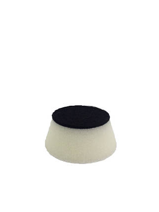"""Полировальный круг антиголограмный - Lake Country Force White Polishing Foam 32 мм. (FR-HWhite 1""""), фото 2"""