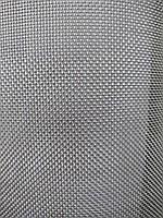Сетка тканая из нержавеющей проволоки, Ячейка 0,8мм, Проволока 0,4мм,  Ширина 1,3м
