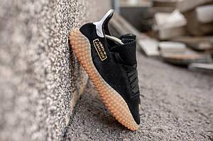 Мужские кроссовки Adidas Kamanda Black \ Адидас Каманда \ Чоловічі кросівки Адідас Каманда