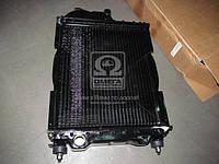Радиатор водяного  охлаждения  МТЗ с двигатель  Д-240 (4-х рядный  )