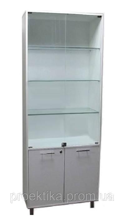 Витрина (шкаф, лаборатория) для салона красоты и косметологического кабинета