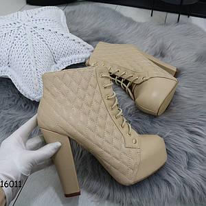 Ботинки 16011 (SH)