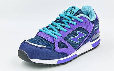 Кросівки Health синьо-фіолетові 5088S-2