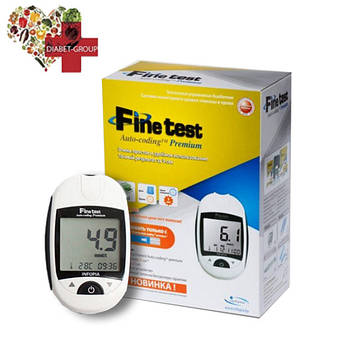 Глюкометр Finetest Premium (Файнтест Премиум), фото 2