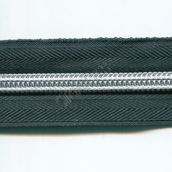Змейка рулонная Сильвер тип7 (183м)