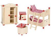Набор для кукол goki Мебель для детской комнаты 51953G
