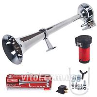 Сигнал дудка Vitol CA-13030 Еlephan дудка металл 12V/350mm (CA-13030)