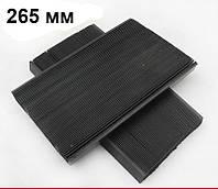 Защитная гофрированная шторка 265 мм. Защита направляющих и ШВП., фото 1