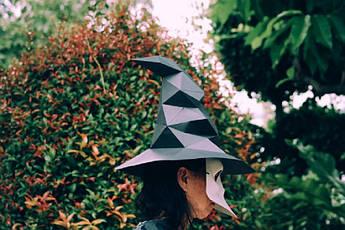 Papercraft Шляпа Гарри Поттера