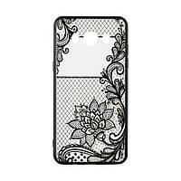 Накладка для Huawei P8 Lite 2017 Rock Tatoo Art Case Magic Flowers