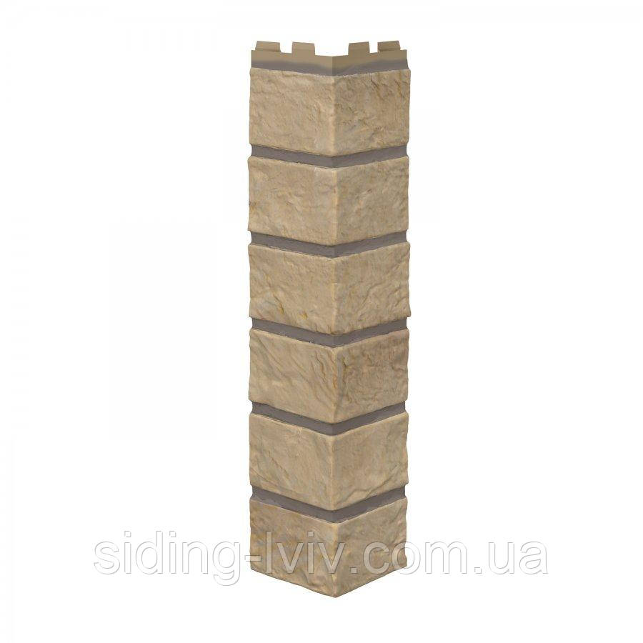 """Планка VOX """"Зовнішній кут"""" Solid Brick EXETER 0,42 м"""