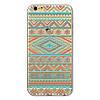 Накладка для iPhone 6/6s силікон 0,3mm Infinity Slim Glamour Кольоровий орнамент
