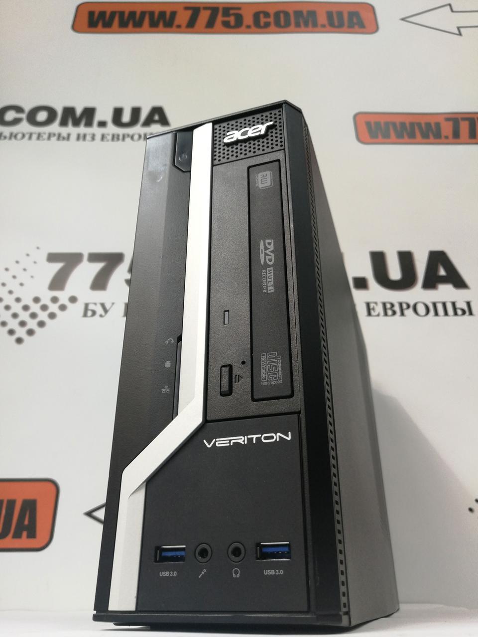 Компьютер Acer Veriton SFF, Intel G3220 3.0GHz, RAM 4ГБ, SSD 120ГБ, Супер цена!