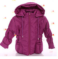 Красивая детская куртка для девочки весна осень