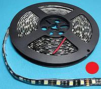 Светодиодная LED лента 50/50 красный цвет