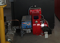 Газовые модуляционные горелки с менеджером горения Unigas P 73 MD EA ( 1650 кВт )