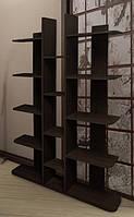 Книжные шкафы и стеллажи (дизайнерская мебель на заказ)