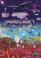 Картина GeekLand Minecraft Майнкрафт логотип 40х60см MC.09.002